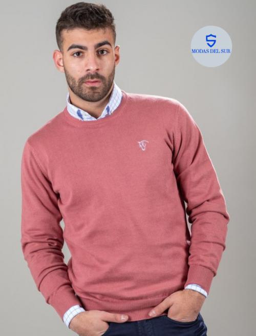 jersey de caja la Garrocha rosa